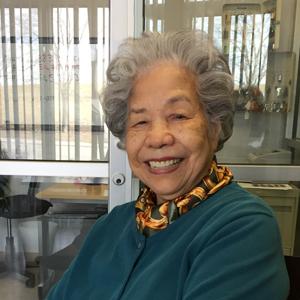 Mme Thi Tuoi Phan, résidante.